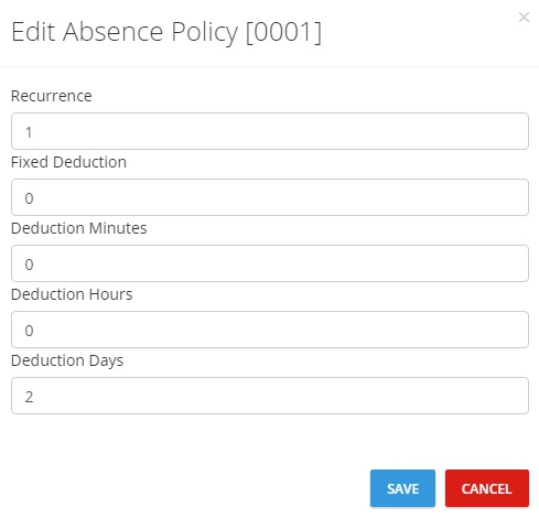 Setup_Absence Policy_Edit Box.eg