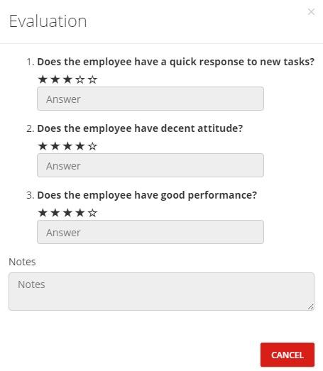 My Probation Evaluations_Evaluation Form