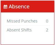 Absence Widget